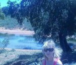 Fotografia de capucine, Chica de 63 años