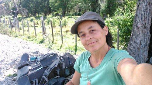 Fotografia de Amanguida, Chica de 50 años