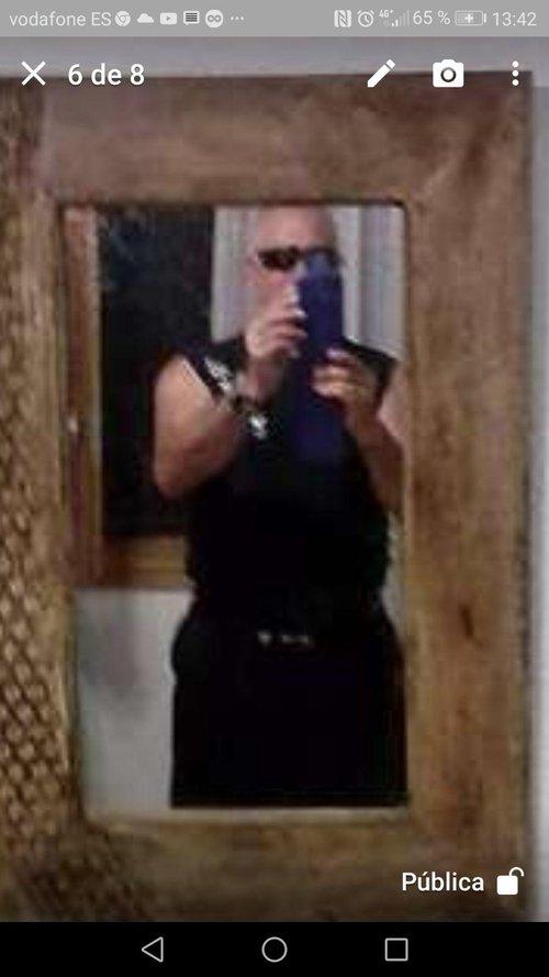 Fotografia de maduro6, Chico de 63 años