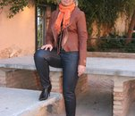 Fotografia de odessa, Chica de 45 años
