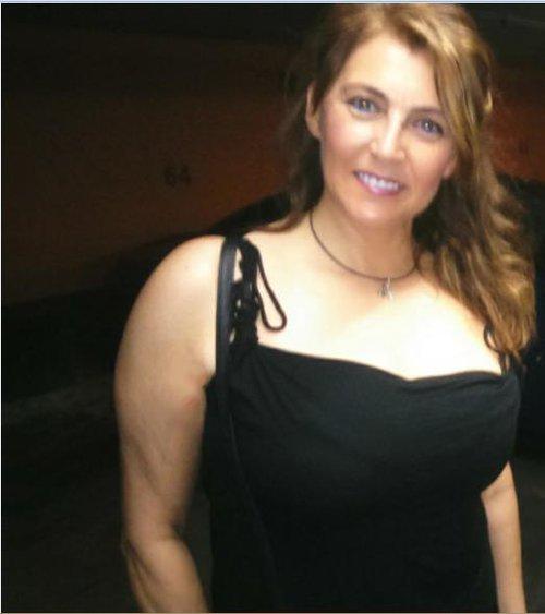 Fotografia de mujercompleta, Chica de 49 años