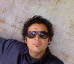Fotografia de electronando, Chico de 39 años