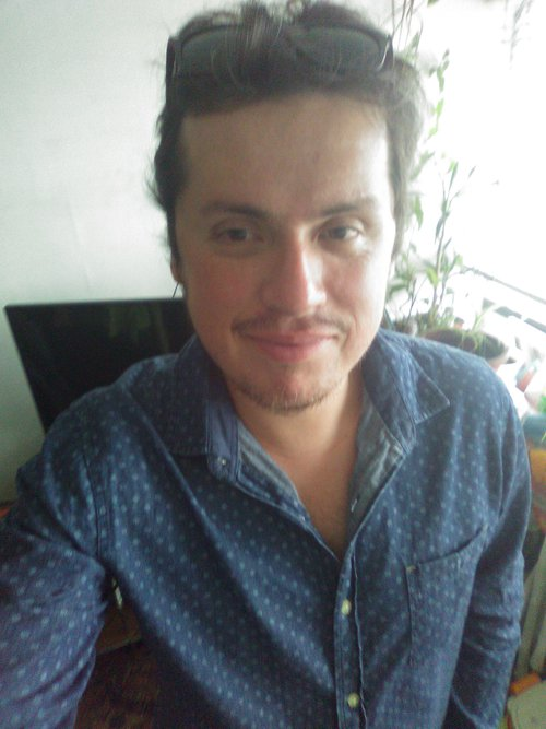 Fotografia de GerardoWeishupt, Chico de 32 años
