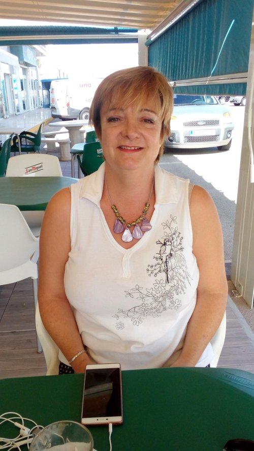 Fotografia de Anavc, Chica de 55 años
