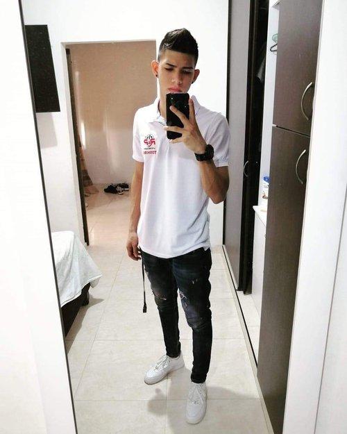 Fotografia de eloscuro, Chico de 26 años
