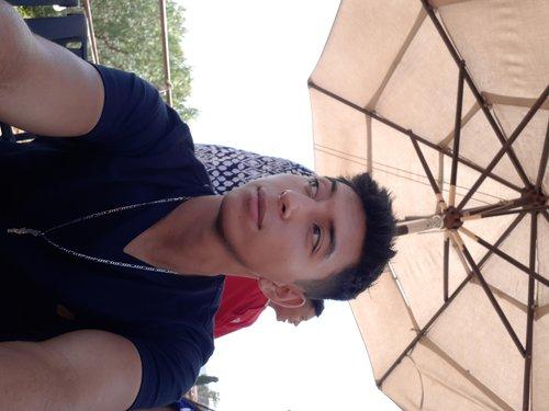 Fotografia de geovannii, Chico de 20 años