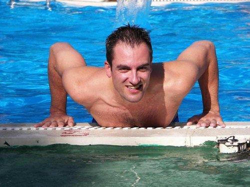 Fotografia de Iraklis, Chico de 37 años