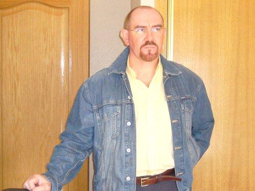 Fotografia de perezosoforme, Chico de 58 años