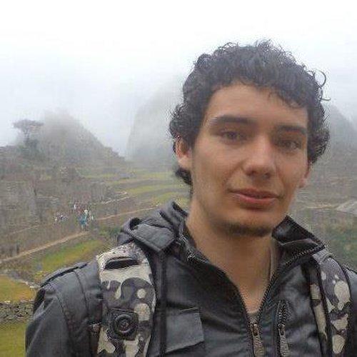 Fotografia de Francoj, Chico de 28 años