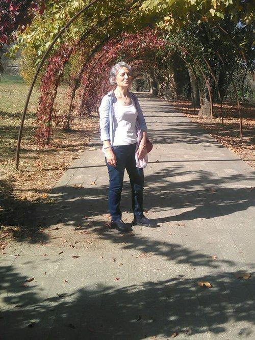 Fotografia de VirginiaW, Chica de 64 años