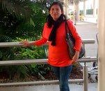 Fotografia de enmita, Chica de 44 años