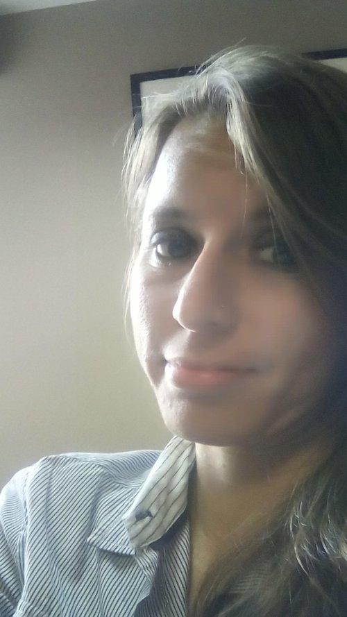 Fotografia de brek, Chica de 34 años