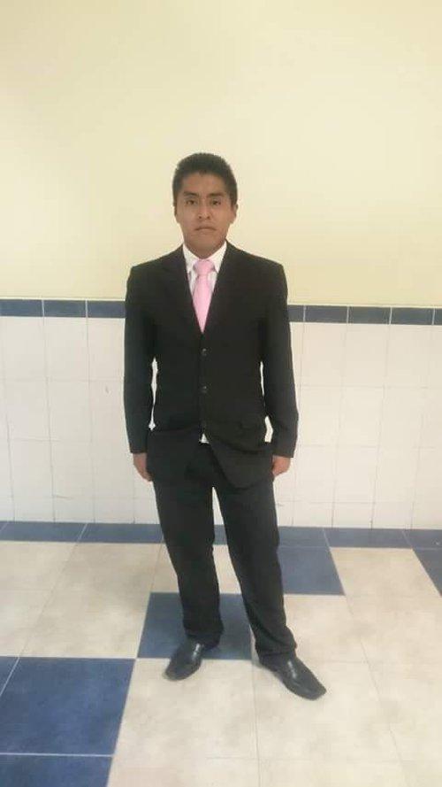 Fotografia de talin, Chico de 24 años
