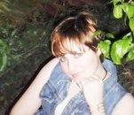 Fotografia de gisso, Chica de 26 años