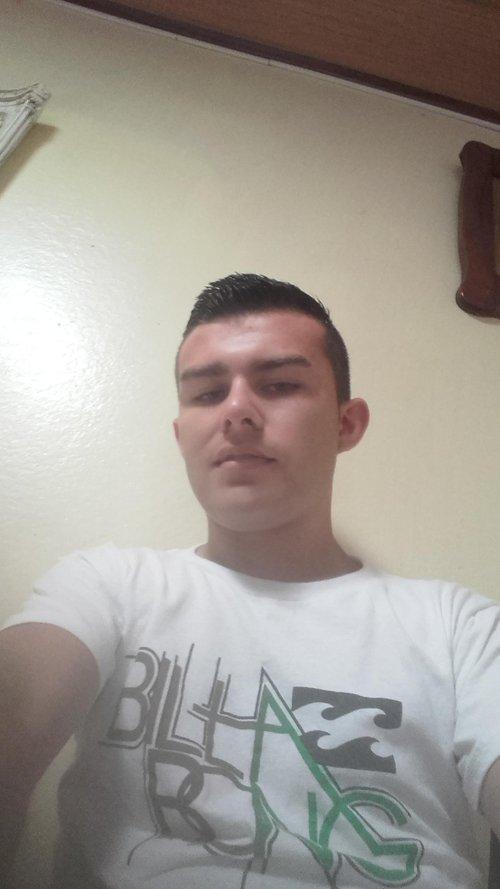 Fotografia de Araya, Chico de 28 años