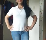 Fotografia de macepan, Chica de 50 años