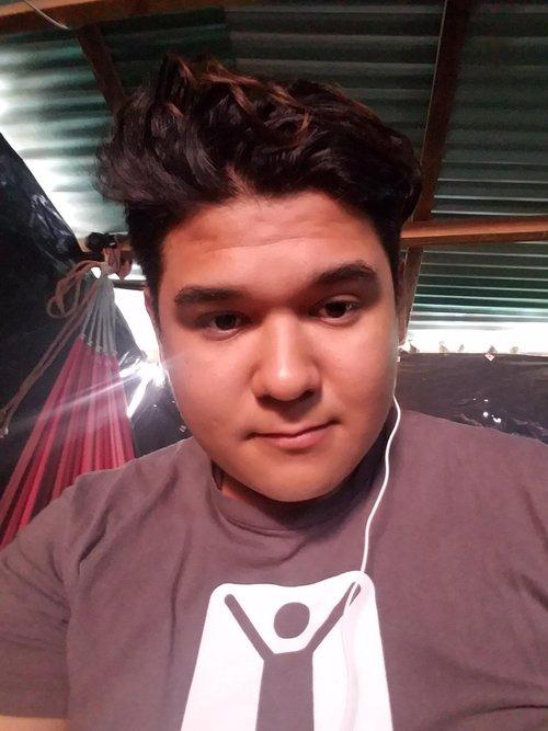 Fotografia de IsaacG, Chico de 19 años
