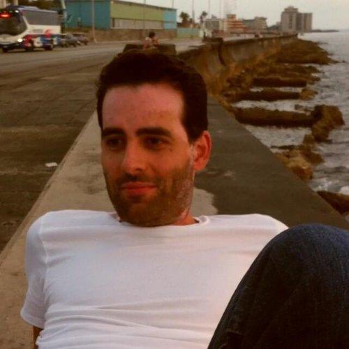 Fotografia de naufragio, Chico de 36 años