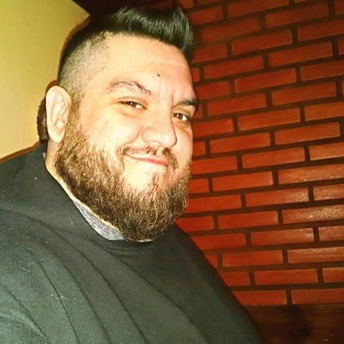 Fotografia de dogo, Chico de 36 años