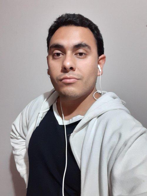 Fotografia de HenryIsto, Chico de 28 años